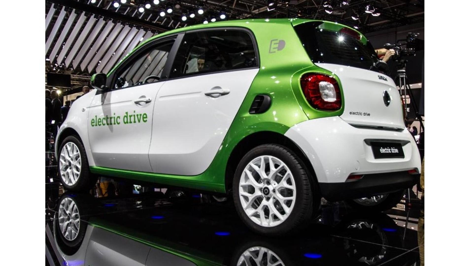 """Wegens succes 2e dag voor de training """"smart electric drive"""" van Mercedes-Benz op 27 maart!"""
